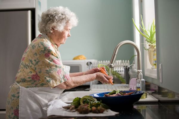 Making home safer for the elderly